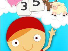 어린이 수학 응용 프로그램을위한 동물 수학 유치원 수학 게임