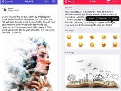 개인 일기 - 저널, 이미지, 메모(Personal Journal - Diary, images, notes)