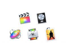 애플 교육번들 소프트웨어 모음 맥앱 아이콘