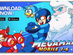 대표이미지 MEGA MAN MOBILE