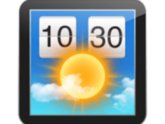 Weather Widget 아이콘