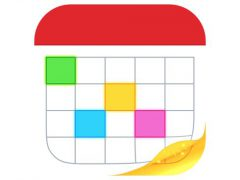 Fantastical 2 for iPad 아이콘