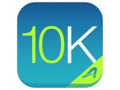 5K to 10K 아이폰 앱 아이콘