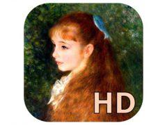 HD 인상주의미술 어플 아이콘