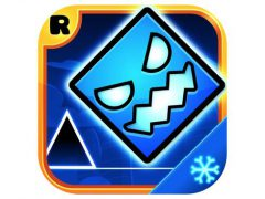 Geometry Dash SubZero 아이폰 게임 아이콘