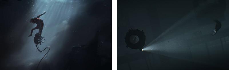 플레이데드의 인사이드 게임 화면