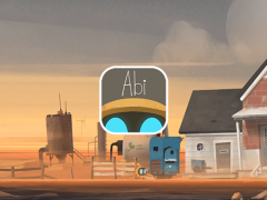 abi 아이폰 게임 배경과 아이콘 이미지