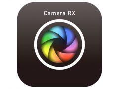 Camera RX 아이폰 카메라 어플 아이콘