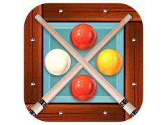 BB 당구 (BB Carom Billiard) 아이폰 게임 아이콘