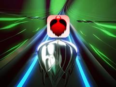 Thumper 아이폰 게임 대표 이미지