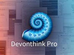 DEVONthink Pro for mac 대표이미지