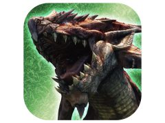 MONSTER HUNTER FREEDOM UNITE for iOS 아이폰 게임 아이콘