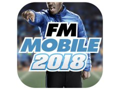 Football Manager Mobile 2018 아이폰게임 아이콘