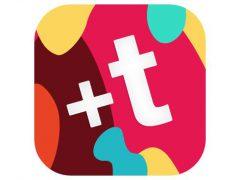 폰트마니아 - 사진에 글쓰기 아이폰 앱 아이콘