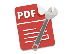 PDF Plus 맥앱 아이콘