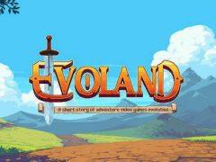 Evoland 게임 대표이미지