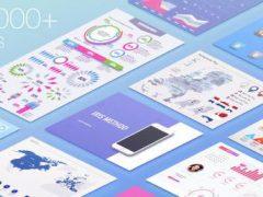 대표이미지 Infographics Lab for Keynote - Templates Bundle