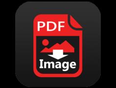 PDF to Image Pro 맥앱 아이콘
