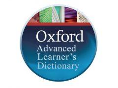 맥앱 아이콘 옥스포드 영영사전 Oxford Advanced Learner's Dictionary