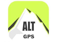 Altimeter ALT 아이폰 애플워치 아이콘