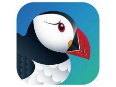 퍼핀브라우저 프로 아이폰,아이패드 앱 아이콘 Puffin Browser