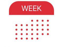 위크캘린더 앱아이콘 Week Calendar