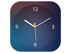 아이폰 어플 아이콘 비밀 시계 - 사진, 비디오, GIF 숨기기