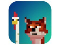 Fox Eats Chicks 게임아이콘