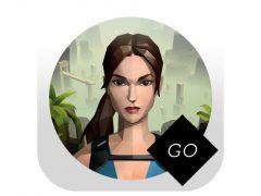 아이폰 아이패드 Lara Croft GO 게임아이콘