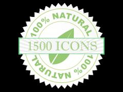 맥앱 아이콘 1500 Icons