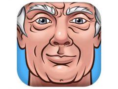 나이 든 얼굴 - Oldify 아이폰 앱 아이콘