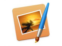Pixelmator 맥앱 아이콘