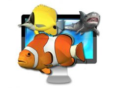 Desktop Aquarium 3D 맥앱 바탕화면 앱아이콘