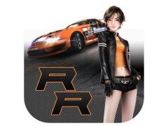 반다이 남코 Ridge Racer Slipstream 아이폰 아이패드 레이싱게임 아이콘