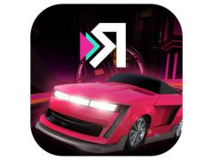 아이폰 게임 아이콘 Riff Racer: Race Your Music