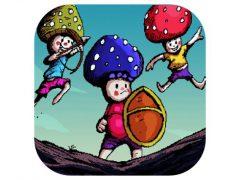 Mushroom Heroes 아이폰 게임아이콘