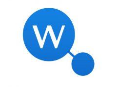WikiLinks 아이폰앱 아이콘