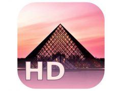 HD 루브르박물관 앱 아이콘