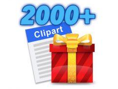 Clipart 2000+ 맥앱 아이콘
