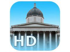 런던 내셔널 갤러리 HD 아이폰앱 아이콘