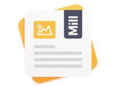 맥앱 아이콘 Templates Mill - Templates for Pages