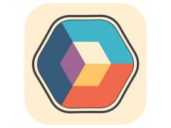Colorcube 아이폰 퍼즐게임 아이콘