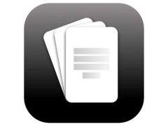 Go 플래시카드 아이폰 어플 아이콘
