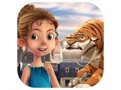 아이폰 아이패드 어린이 어플 아이콘 ImaginMe Jungle Book