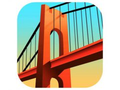 Bridge Constructor 아이폰 게임 아이콘