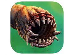 Death Worm 아이폰 게임 아이콘