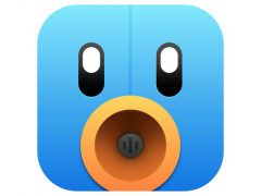 Tweetbot 4 for Twitter 아이폰 아이콘