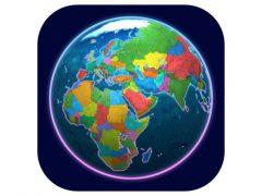 Earth 3D - Amazing Atlas 아이폰,아이패드 앱 아이콘