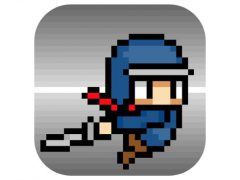 Ninja Striker! - Ninja Action! 아이폰 게임 아이콘