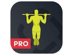 런타스틱 PRO 턱걸이 풀업 상체 운동 홈트레이너 아이폰 앱아이콘